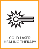 Cold Laser healing therapy