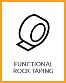 Functional rock taping