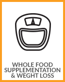 Whole Food Supplementation & Weight Loss